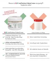 BJH AntiNarben - AntiFaltencreme Aloe - für Männer und Frauen